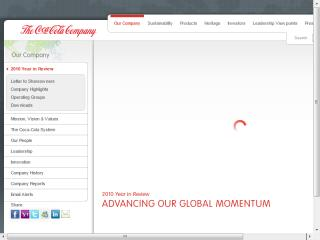 The Coca-Cola Company 2009 Year In Review image
