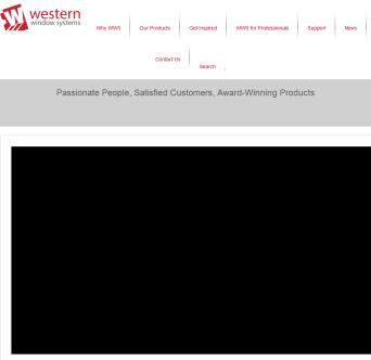 Western Window Systems image