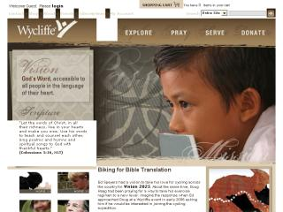 Wycliffe Bible Translators image