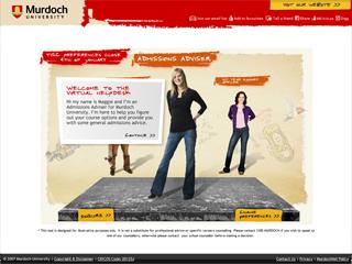Murdoch University Switching Campaign image