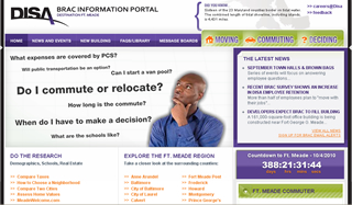 BRAC Information Portal image