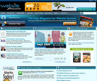 WebsiteMagazine.com image