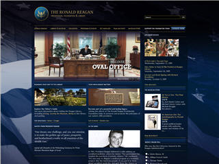 Ronald Reagan Presidential Foundation & Library image