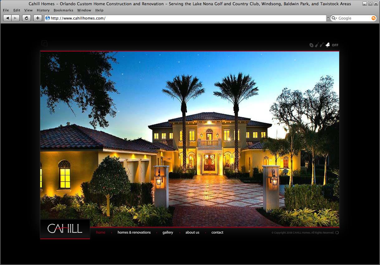 Cahill Custom Homes image