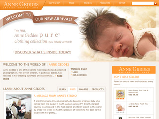 Designer baby clothes, ideas for baby shower favors, and free baby stuff image