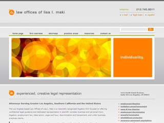 Law Offices of Lisa L. Maki image