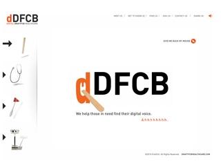 dDFCB Web Site image