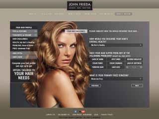 John Frieda - Product Advisor image