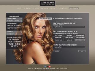 John Frieda - Product Advisor image