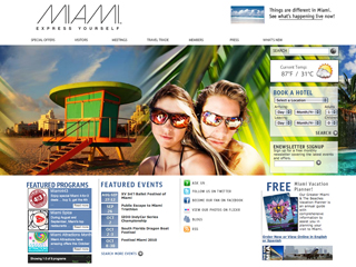 Greater Miami Convention & Visitors Bureau image