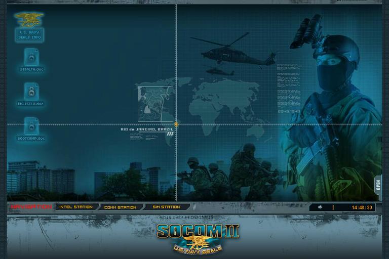 SOCOM II: U.S. Navy SEALs image