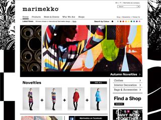 Marimekko.com image