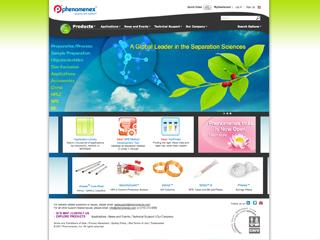 Phenomenex.com   image