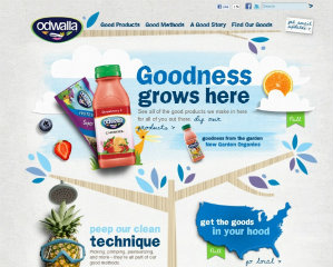 Odwalla Goodness Grows Here image