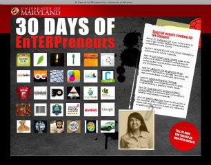 30 Days of EnTERPreneurship image