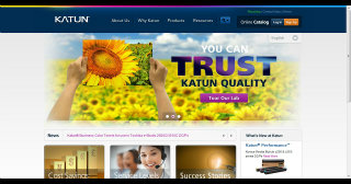Katun Redesign image