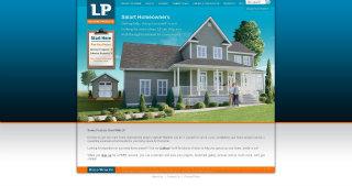 LP Consumer Website image