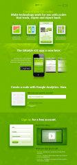 QRinkle Web App image