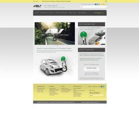 AV - EV Solutions Website image