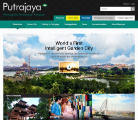 Perbadana Putrajaya Portal image