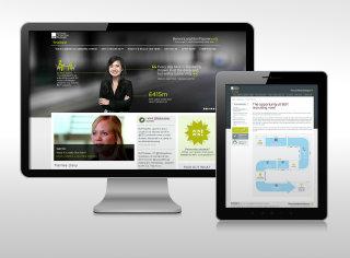 Berwin Leighton Paisner graduate recruitment microsite image