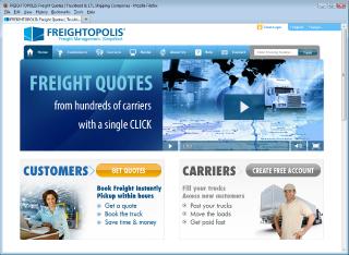 Freightopolis.com image