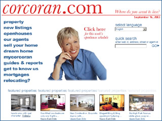 Exceptional Real Estate - corcoran.com   where do you want to live? image