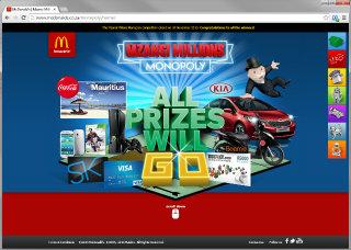 McDonalds Monopoly image