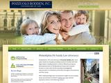 Pozzuolo Rodden, P.C. Family Law Website image