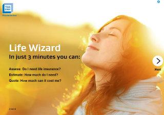 Life Wizard image