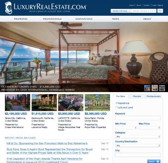 LuxuryRealEstate.com image