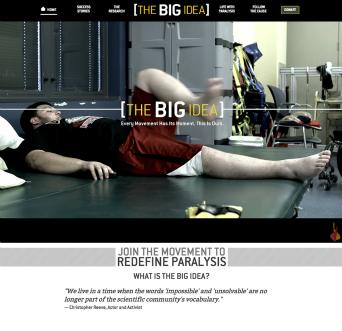 The Big Idea: Epidural Stimulation Research for SCI image