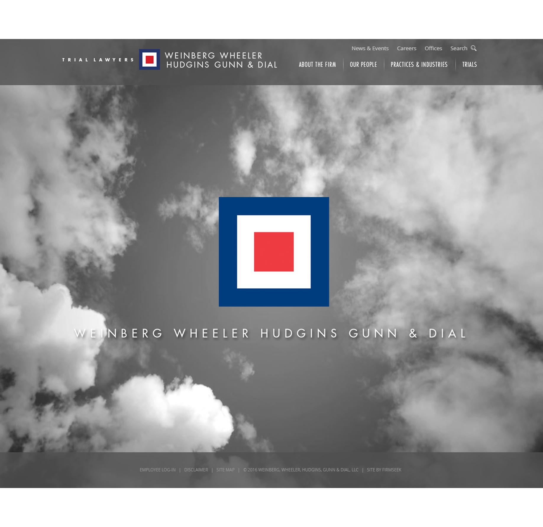 Weinberg Wheeler Website Design and Development Project image