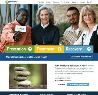 Wellstone Behavioral Health  image