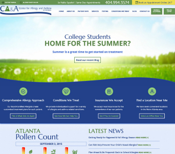 Center for Allergy and Asthma of Georgia image