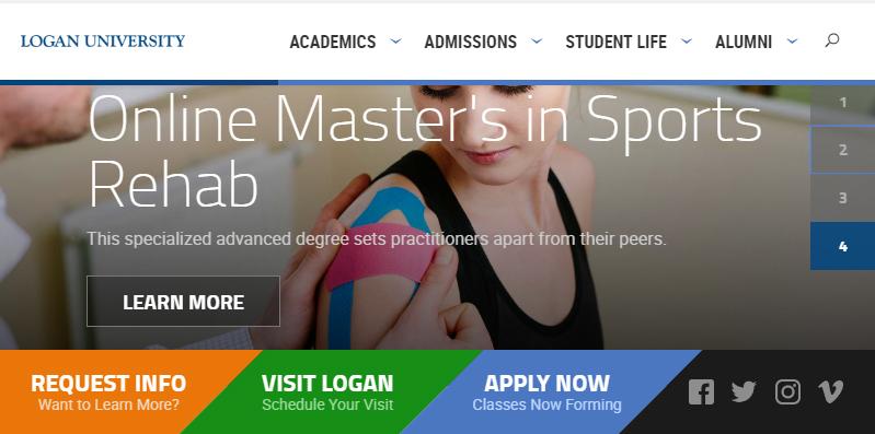 Logan University image