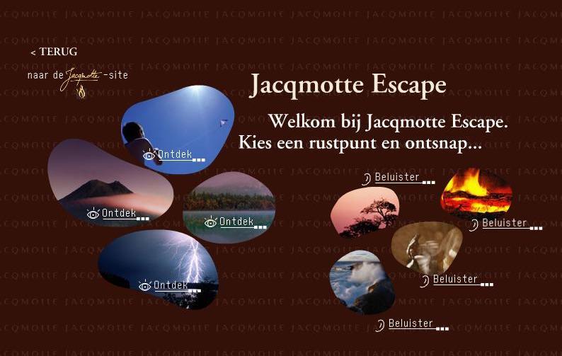 Jacqmotte Escape image