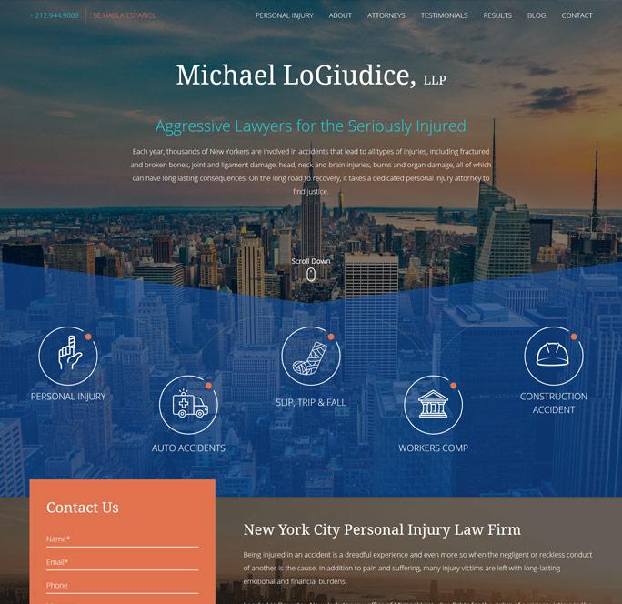 Michael LoGuidice, LLP image