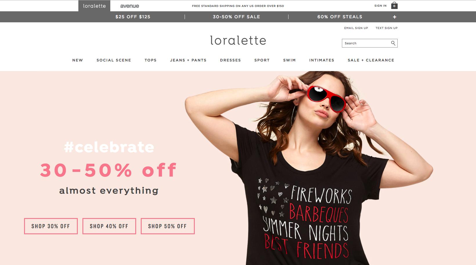 Loralette image