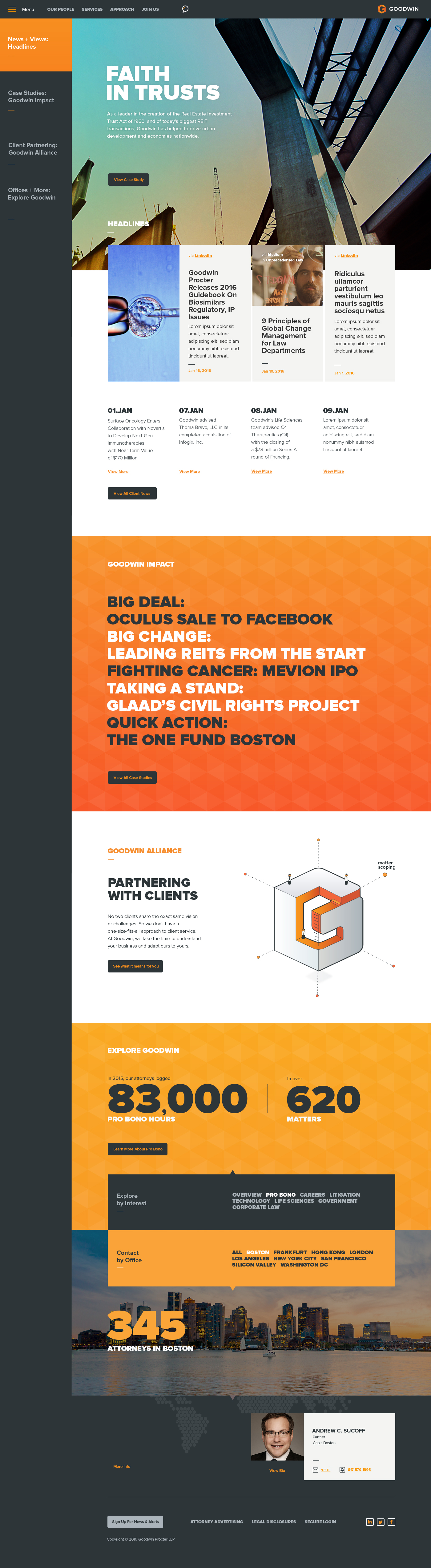 Goodwin Website image
