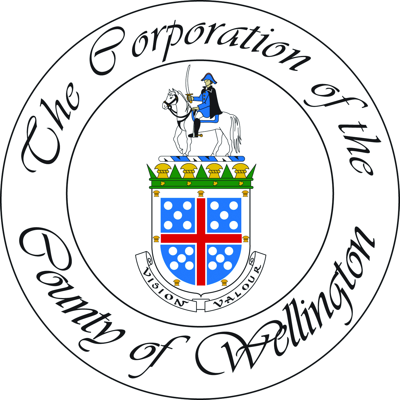 Wellington County Website image