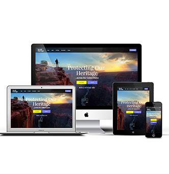 World Heritage USA Website image