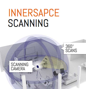 Innerspacescanning.com Website  image