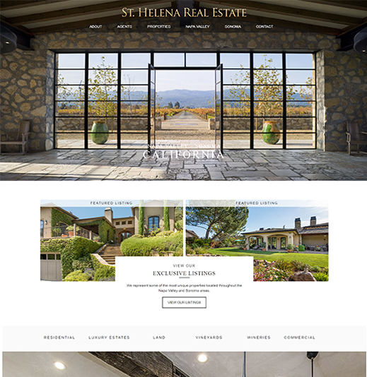 St. Helena Real Estate
