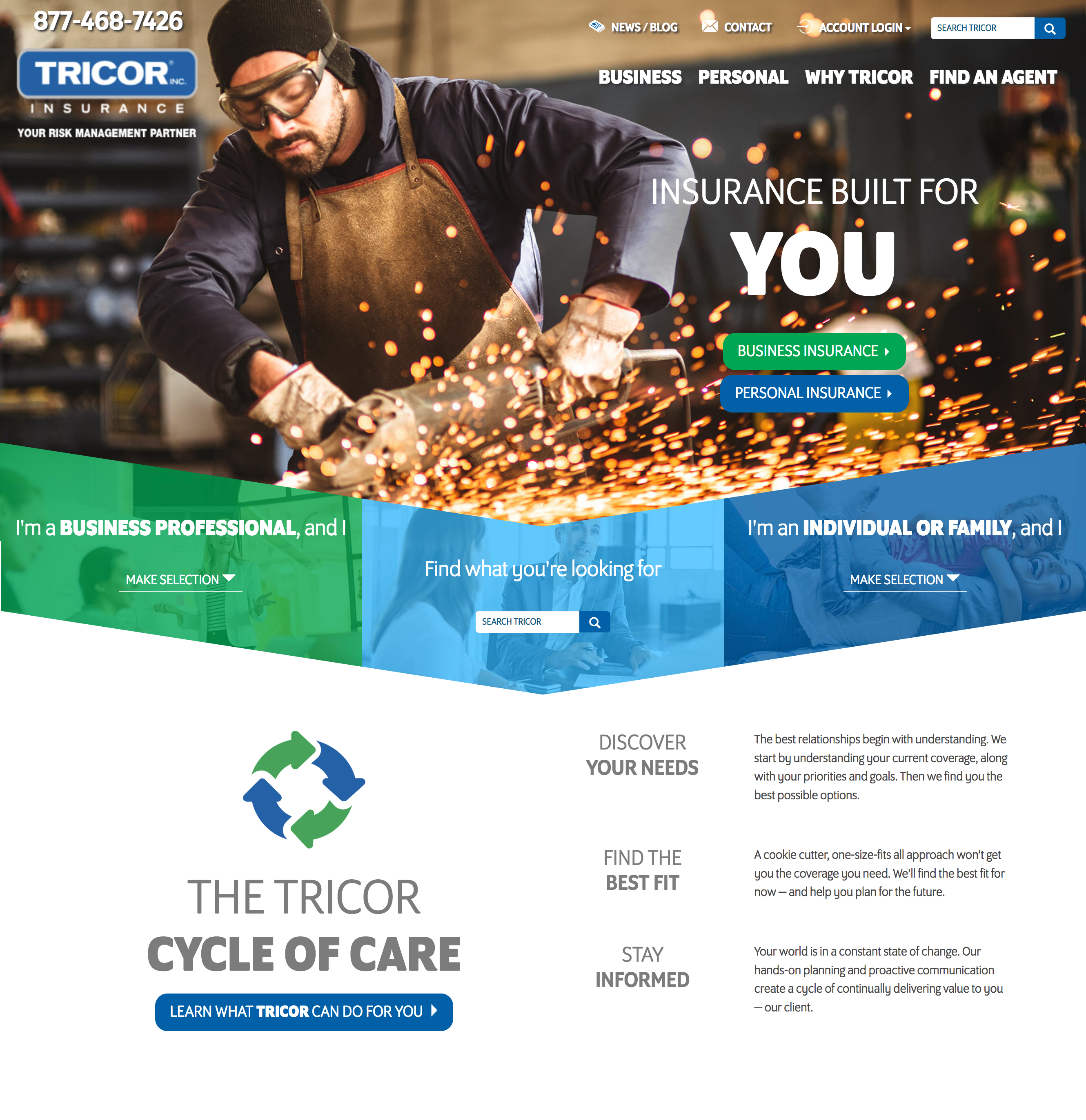 TRICOR Insurance image