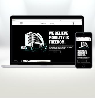 Ride Gotcha Website image