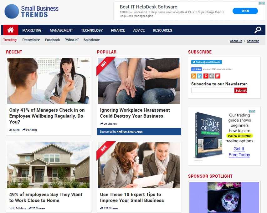 Small Business Trends image