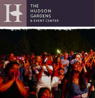 The Hudson Gardens & Event Center Website Redesign