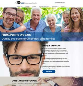 Focal Pointe Eye Care image