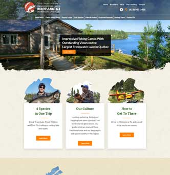 Mistassini Lake Outfitting Camps image